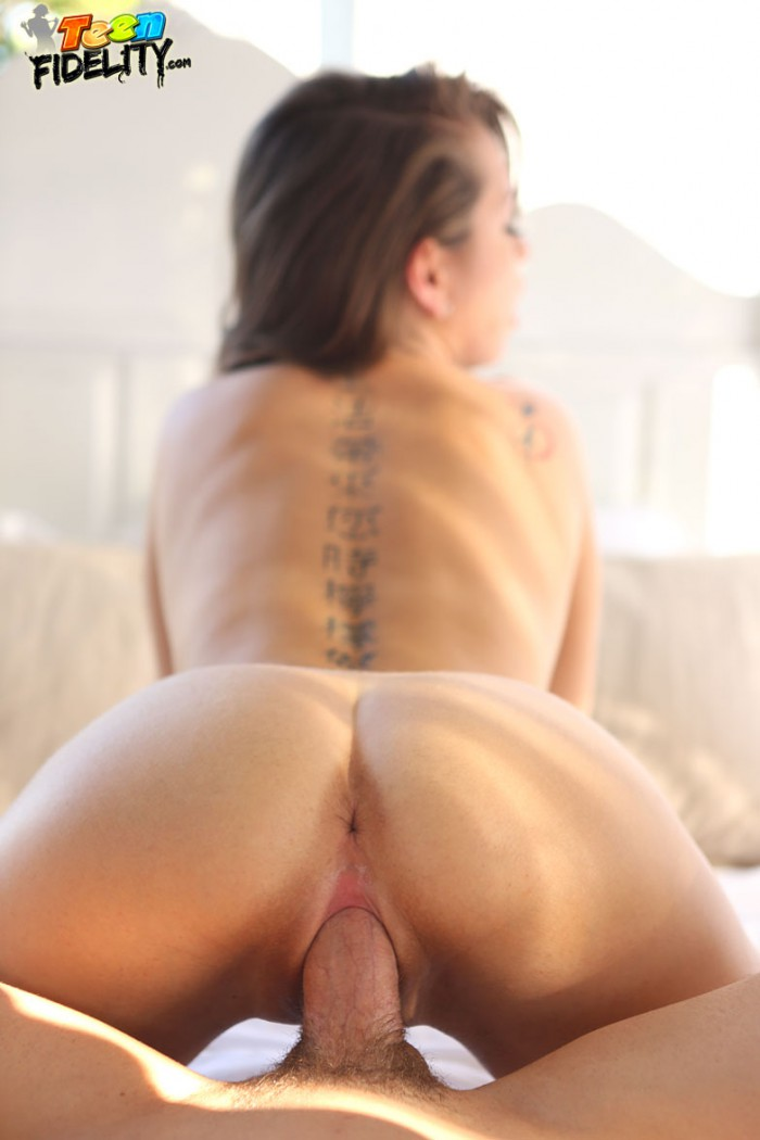 Riley Reid Ass and Pussy